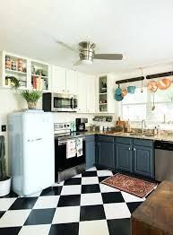 Modern Retro Kitchen Decorating Budget Decorating Mint Green Retro