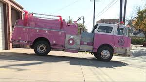 Collin Co. Pink Fire Truck Helping Those With Illness In ... Fire Cottonwood Heights 22 Ride On Trucks For Your Little Hero Toy Notes Lot 927 Tired 1980 Ford 8000 Engine Truck Youtube Truck In Small Town Holiday Parade Stock Photo 30706734 Alamy Gmc 7000 Fire Item Dc4986 Sold August 8 Gove The One Of A Kind Purple Refurbished By Diamond Rescue Hydrant Standpipes Interesting Plumbing Pinterest People Vs Xyz Ube Tatra 148 Firetruck Spin Tires Pampered Daughter Thrifty Wife Pink Came To Visit Siren Sound Effect New York 2016 Hd Engine With Blue Lights At Night 294707