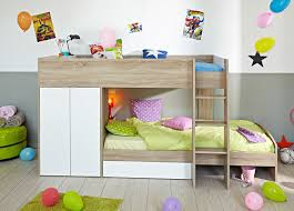 Twin Over Twin Bunk Beds With Trundle by Parisot Stim Twin Over Twin Bunk Bed U0026 Reviews Wayfair