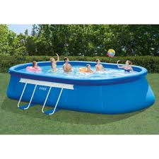 20 Ft X 12 48 Inch Oval Blue Swimming Pools For Sale At Walmart