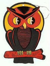 Vintage Halloween Collector Weeny Witch by 15 Best Vintage Halloween Owls Images On Pinterest Drawing Diy