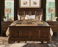 Classic Solid Wood Bed A TOUCH OF SPLENDOR Pinterest