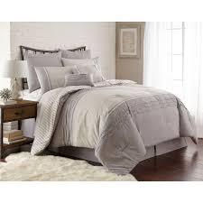 Lush Decor Serena Bedskirt by Victoria Classics Evangeline 8 Piece Comforter Set Hayneedle