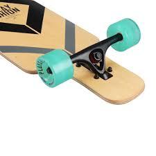 100 Drop Through Longboard Trucks PLAYSHION 39 Inch In Skate Board From