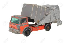 100 Diecast Garbage Trucks Adelaide Australia May 24 2016An Isolated Shot Of A 1966