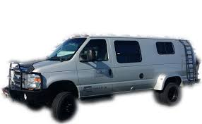 Ford Van E350 Dually Conversion Kits