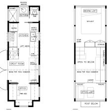100 Tiny Home Plans Trailer Light Haus House 24x86 House