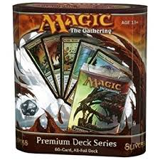 Best Sliver Deck Mtg 2014 by Amazon Com Magic The Gathering Limited Edition Premium Deck