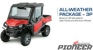 2017 Honda Pioneer 1000 Review Of Specs + NEW Changes | 'Base Model ... First Ride And Review The 2015 Honda Pioneer 500 Atv Illustrated 1989 Jeep Cherokee Chopped Roof Cage Scania Catalog Car Truck Parts Accsories Ebay Motors Original Pxtoys No9302 Speed 118 24ghz 4wd Offroad Current Inventory Truckweld Inc Equipment You Need Automotive Platform 1328mm X 1426mm Rhinorack Speakers Gps Audio Incar Technology Vehicle Accessory Bar Cchannel 1220mm 4ft Rhinorackpioneer 22 Ton 3000