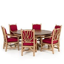 Rustic Dining Arm Chair 1402 W Opt Loose Cushions Shown In Pecan Finish