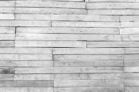 Old Vintage White Wood Background Texture Seamless Floor Hardwood Stock