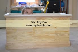 toy box diy danielle