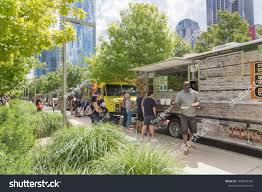100 Dallas Food Trucks DALLAS TX USAMAY 26 2018 Truck Stock Photo Edit Now