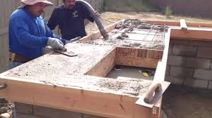 Pouring Concrete For Backyard BBQ - YouTube Memphis Bbq Guide Discovering The Best Ribs And Barbecue At Real Austins Top 10 Fed Man Walking Que Frayser Is More Tops Porktopped Double Cheeseburger Outdoor Kitchen Island Plans As An Option For Wonderful Barbeque Barbq Alabama Bracket Birminghams Jim N Nicks Tops Sams In Brads Has Barbecue Nachos Killer U Shape Outdoor Kitchen Barbeque Decoration Using Cream
