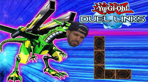 xyz cannon deck yugioh duel links yu gi oh duel links new b buster xyz cannon deck