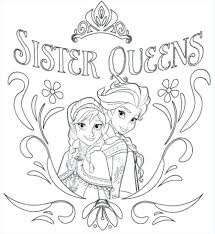 Free Olaf Printable Coloring Pages Frozen Page Design Elsa Pdf