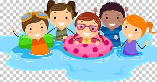 Swimming Pool Child Swim PNG Clipart