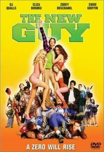 The New Guy DVD