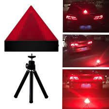100 Emergency Strobe Lights For Trucks Car LED Warning Light Rear Wireless Vehicle