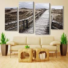 bestbewertet leinwand malerei 2016 heiber verkauf wandbilder fur wohnzimmer zimmer herbst gras pfad grobe hd wandkunst ol modula
