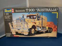 Revell Kenworth T900 Australia Semi Truck Model Kit Parts Sealed! 1 ... Icm 35453 Model Kit Khd S3000ss Tracked Wwii German M Mule Semi Tamiya 114 Semitruck King Hauler Tractor Trailer 56302 Rc4wd Semi Truck Sound Kit Youtube Vintage Amt 125 Gmc General Truck 5001 Peterbilt 389 Fitzgerald Glider Kits Vintage Mack Cruiseliner T536 Unbuilt Ebay Bespoke Handmade Trucks With Extreme Detail Code 3 Models America Inc Fuel Tank Horizon Hobby Small Beautiful Lil Big Rig And Kenworth Cruiseliner Sports All Radios 196988 Astro This Highway Star Went Dark As C Hemmings Revell T900 Australia Parts Sealed 1
