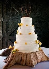 Wedding Cake Stand Ideas Image Rustic Wood Slice Stands Weddceremony 564 X 799