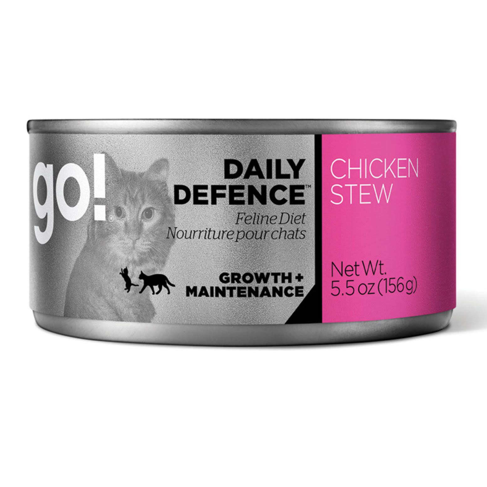 Go! Daily Defence Cat Food - Chicken Stew