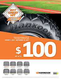 Hankook Tire Delivers Home Run Offer With 2017 'Great Hit' Rebate ... Just Purchased 2856518 Hankook Dynapro Atm Rf10 Tires Nissan Tire Review Ipike Rw 11 Medium Duty Work Truck Info Tyres Price Specials Buy Premium Performance Online Goodyear Canada Dynapro Rh03 Passenger Allseason Dynapro Tire P26575r16 114t Owl Smart Flex Dl12 For Sale Atlanta Commercial 404 3518016 2 New 2853518 Hankook Ventus V12 Evo2 K120 35r R18 Tires Ebay Hankook Hns Group Rt03 Mt Summer Tyre 23585r16 120116q Rep Axial 2230 Mud Terrain 41mm R35 Mt Rear By Axi12018