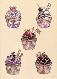 Best 25 Cupcake tattoos ideas on Pinterest