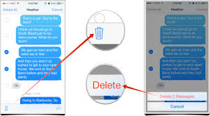 How to delete individual iMessages and texts in iOS 7 AIVAnet