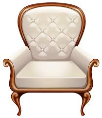 Arm Chair PNG Clipart Image