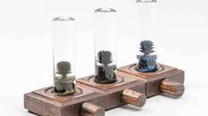 The Inspiration Ferrofluid Lamp by Ferroflow An Art Display That Creates Amazing Visuals Using