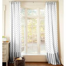 awesome black and white striped curtains walmart