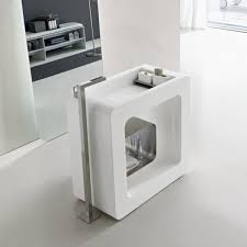 Bathroom Storage Cabinet Tower Ideas Little Pink Home Designs