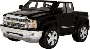 100 Chevy Silverado Toy Truck RollPlay Kids 12V RideOn Vehicle Academy