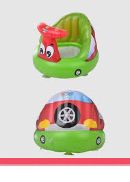 Baby Bath Chair Walmart by New 2015 Cartoon Inflatable Baby Bath Stools Babies Learn Seat