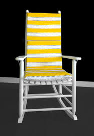 Yellow Stripes Rocking Chair Cushion, Summer Chair Slipcovers Sure Fit Ballad Bouquet Wing Chair Slipcover Ding Room Armchair Slipcovers Kitchen Interiors Subrtex Printed Leaf Stretchable Ding Room Yellow 2pcs Ektorp Tullsta Chair Cover Removable Seat Graffiti Pattern Stretch Cover 6pcs Spandex High Back Home Elastic Protector Red Black Gray Blue Gold Coffee Fortune Fabric Washable Slipcovers Set Of 4 Bright Eaging Accent And Ottoman Recling Queen Anne Wingback History Covers Best Stretchy Living Club For Shaped Fniture
