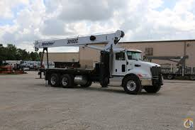 Sold New Manitex 30102C Boom Truck Crane For In Houston Texas On ...
