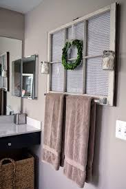 Bathroom Towel Bar Ideas by Best 25 Towel Racks Ideas On Pinterest Towel Holder Bathroom