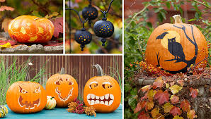 Easy Pumpkin Trace Patterns by Easy Pumpkin Carving Ideas
