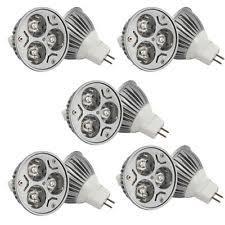 12v led gu5 3 3w light bulbs ebay
