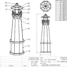 wooden woodworking plans lighthouse pdf plans american woodworker