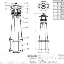 garden lighthouse plans plans diy free download teds woodworking