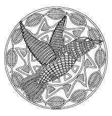 Fancy Ideas Printable Mandala Coloring Pages For Adults 498 Free