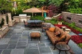Landscape Arrangement Rocks Backyard Landscaping For With The ... Outdoor Living Cute Rock Garden Design Idea Creative Best 20 River Landscaping Ideas On Pinterest With Lava Fleagorcom Natural Landscape On A Sloped And Wooded Backyard Backyards Small Under Front Window Yard Plans For Of 25 Rock Landscaping Ideas Diy Using Stones Interior 41 Stunning Pictures Startling Gardens