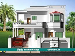 100 Home Photos Design 10 Marla House S In Pakistan 35X65 SIDHARTH HOUSE MAPS In