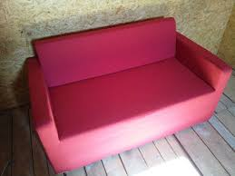 slipcover for solsta sofabed from ikea strong by kustomcovers