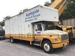 100 Moving Truck For Sale 2001 Freightliner FL70 TPI