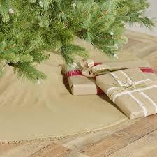 Burgundy Check Star 48 Inch Christmas Tree Skirt The Weed