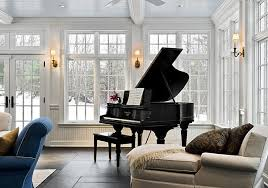 View In Gallery Sunroom Meets Music Room